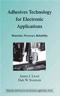 download Adhesives Technology for Electronic Applications: Materials, Processing, Reliability book