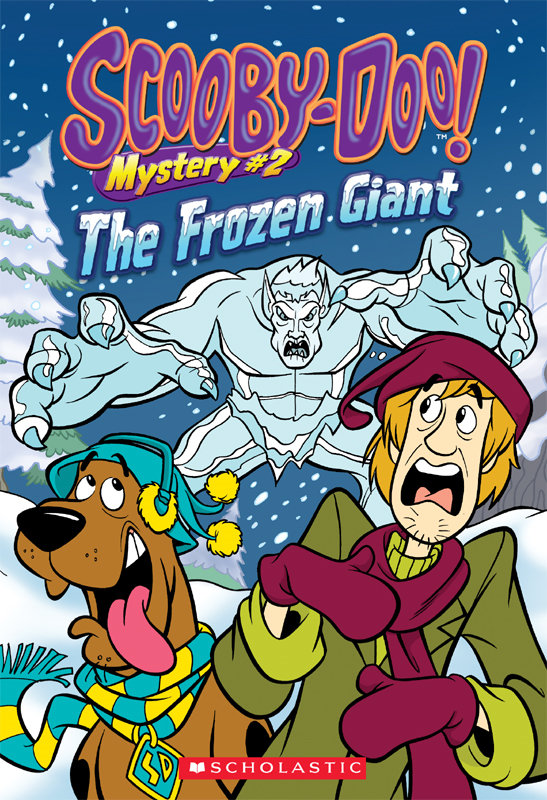 Scooby-Doo Mystery #2: The Frozen Giant By: Kate Howard,Duendes del Sur