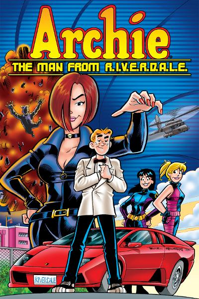 Archie: The Man from R.I.V.E.R.D.A.L.E. By: DeFalco, Tom