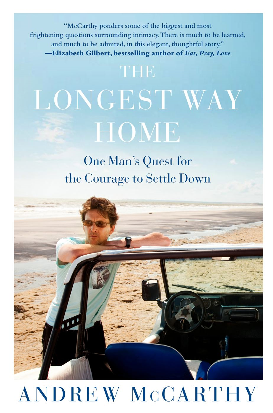 The Longest Way Home By: Andrew McCarthy