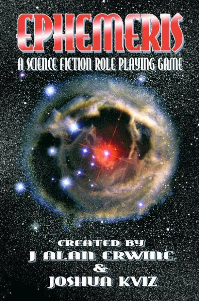 Ephemeris: A Science Fiction RPG