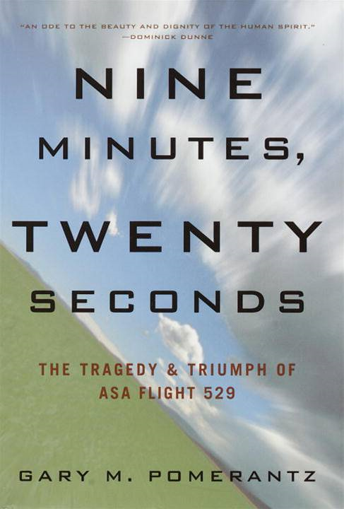 Nine Minutes, Twenty Seconds By: Gary M. Pomerantz