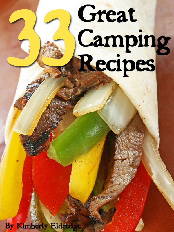 33 Great Camping Recipes from The Outdoor Princess