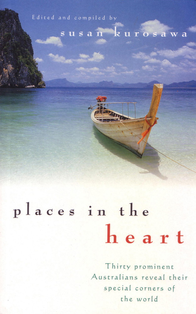 Places In the Heart By: