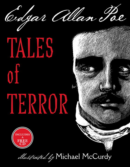 Book Cover: Tales of Terror from Edgar Allan Poe