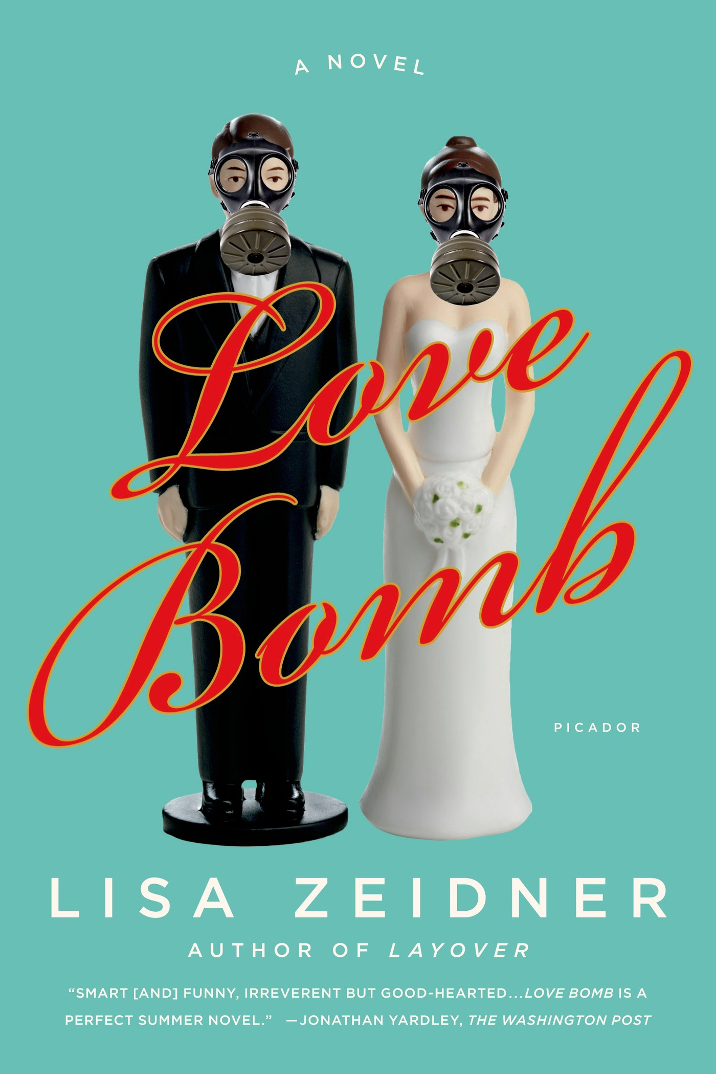 Love Bomb By: Lisa Zeidner
