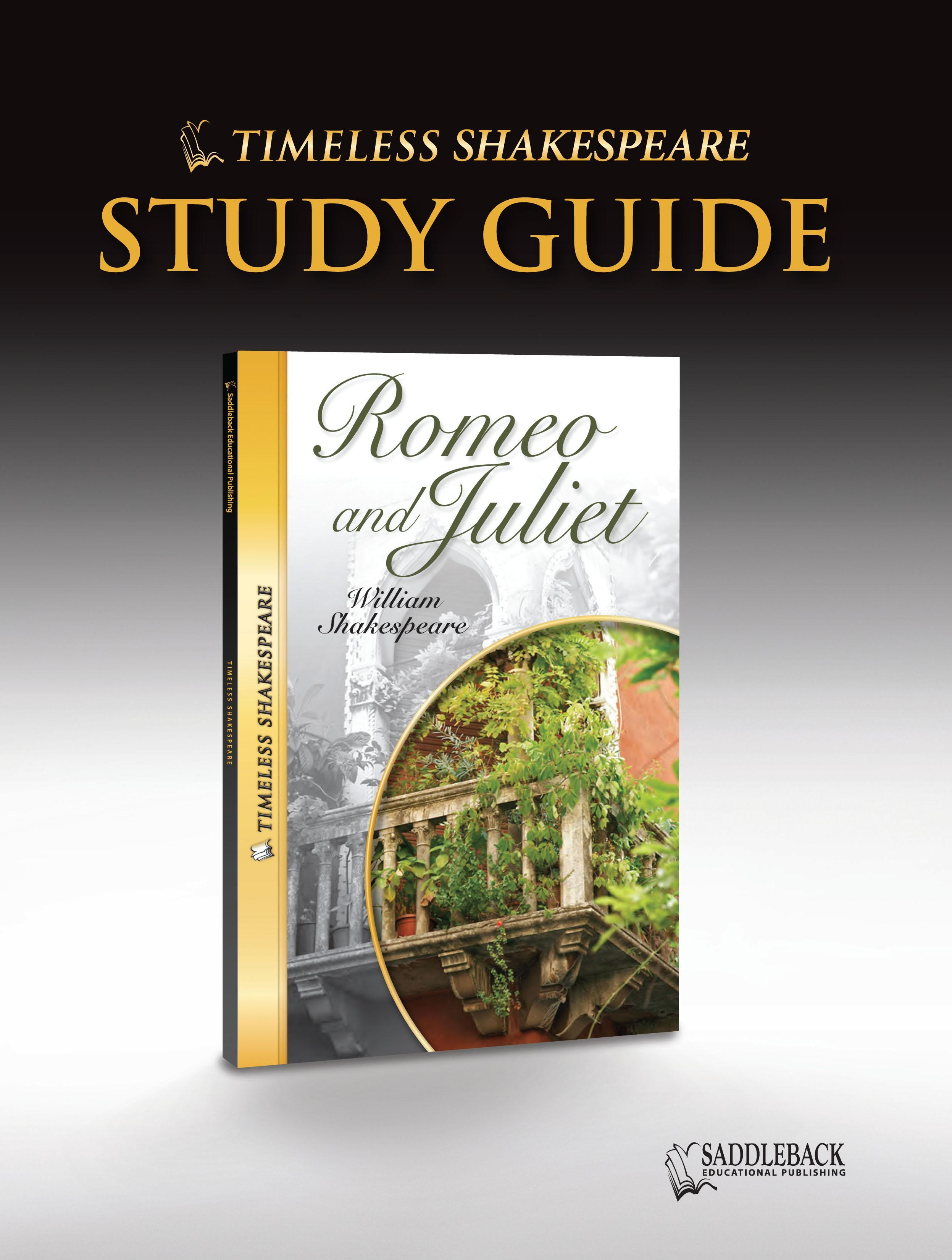 an analysis of william shakespeares romeo and juliet Essays and criticism on william shakespeare's romeo and juliet - analysis.