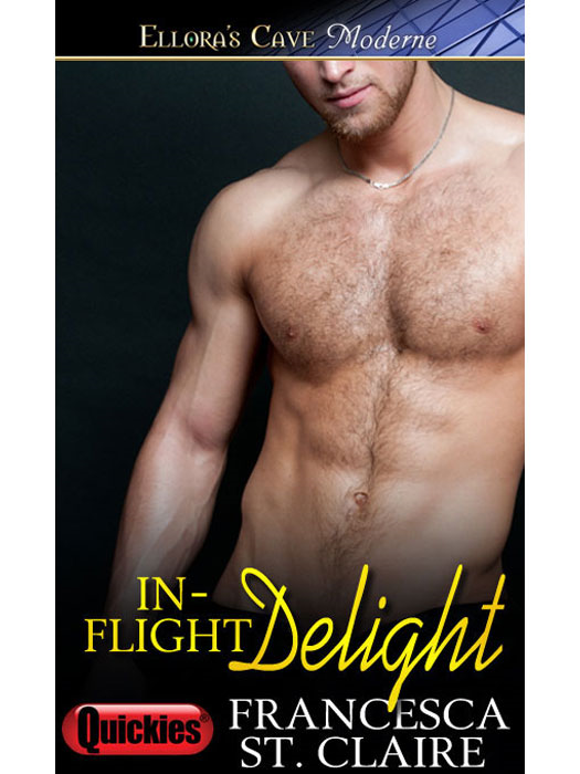 In-Flight Delight By: Francesca St. Claire