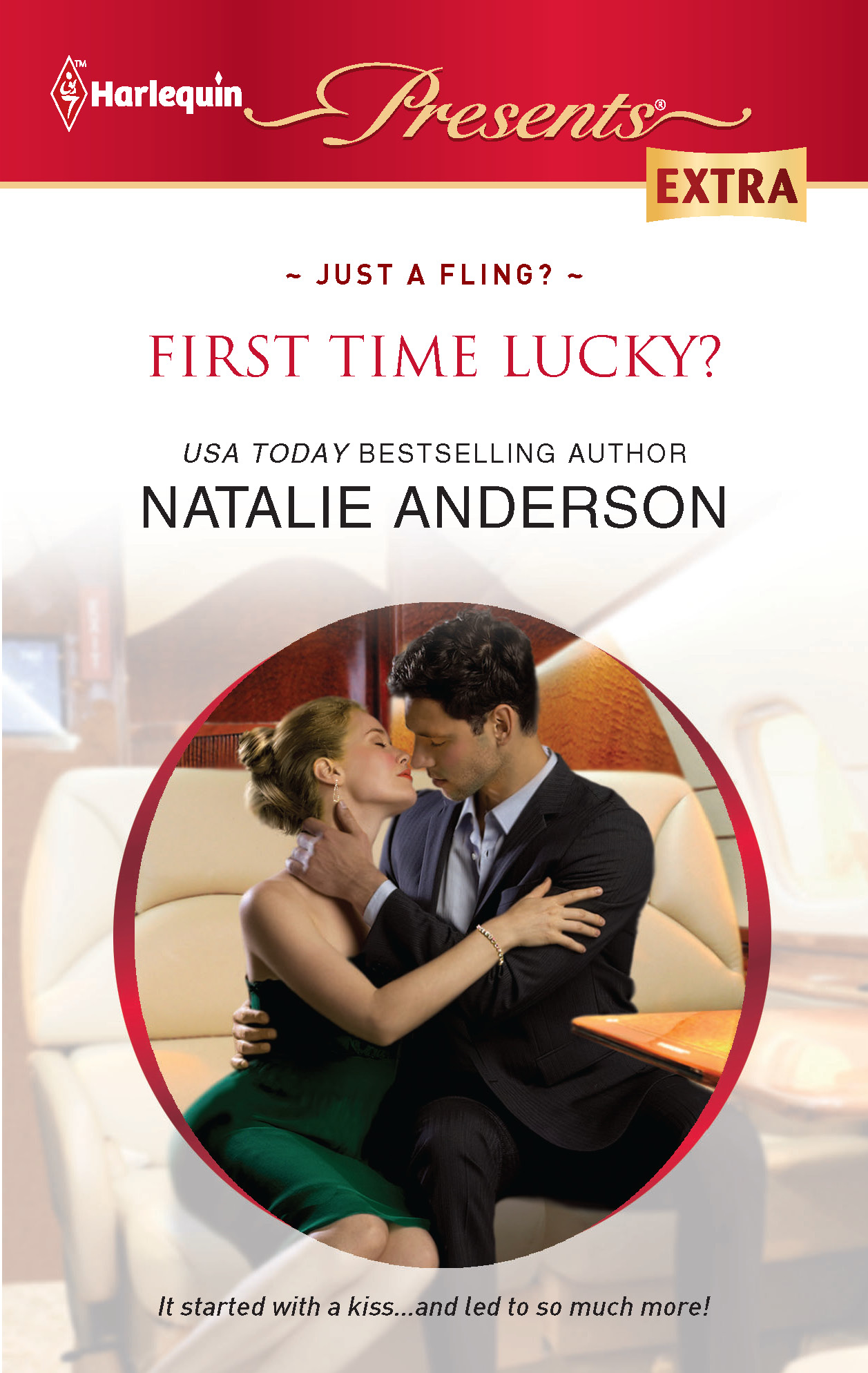 First Time Lucky? By: Natalie Anderson
