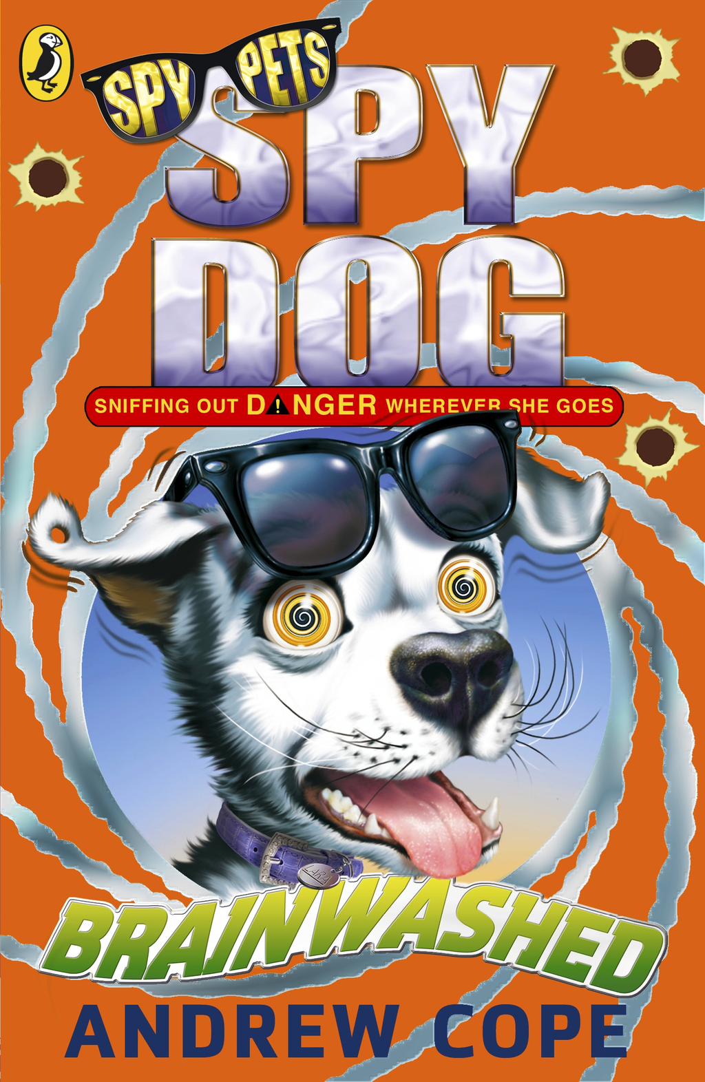 Spy Dog: Brainwashed By: Andrew Cope