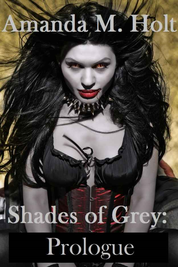 Shades of Grey: Prologue (Book One in the Shades of Grey Series)