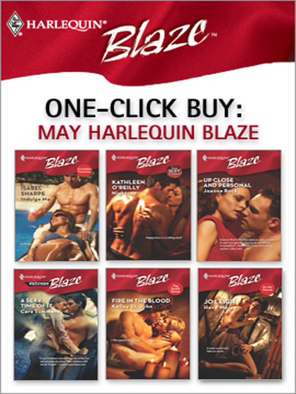 One-Click Buy: May Harlequin Blaze