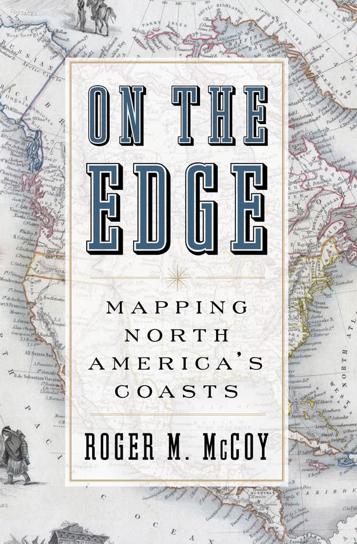 On the Edge: Mapping North America's Coasts