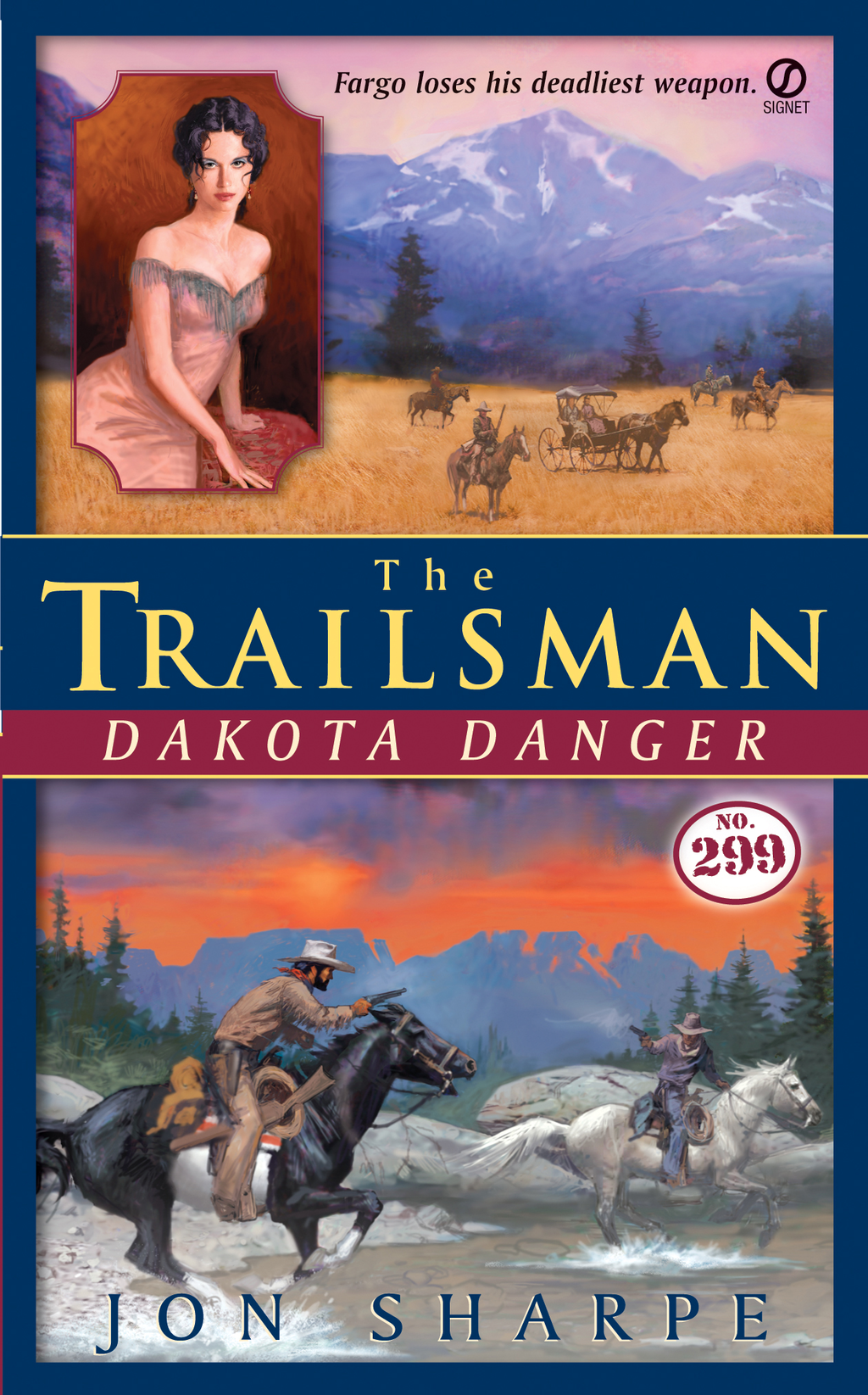 The Trailsman #299