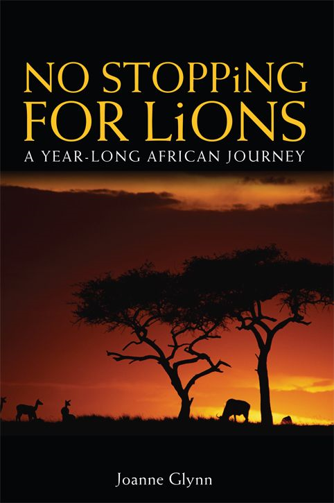 No Stopping For Lions By: Joanne Glynn