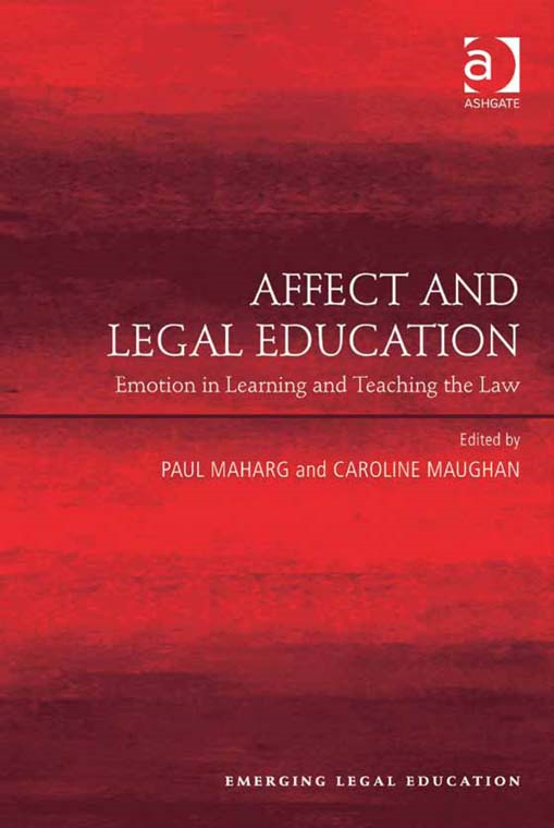 Affect and Legal Education By: