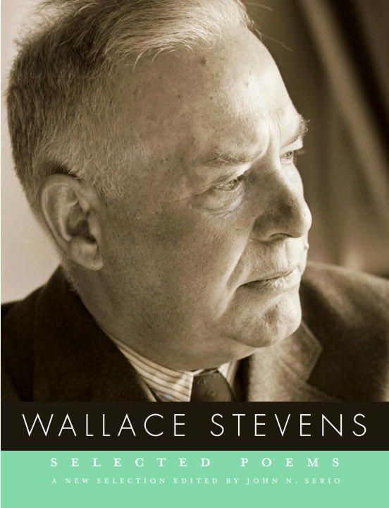 Selected Poems By: Wallace Stevens