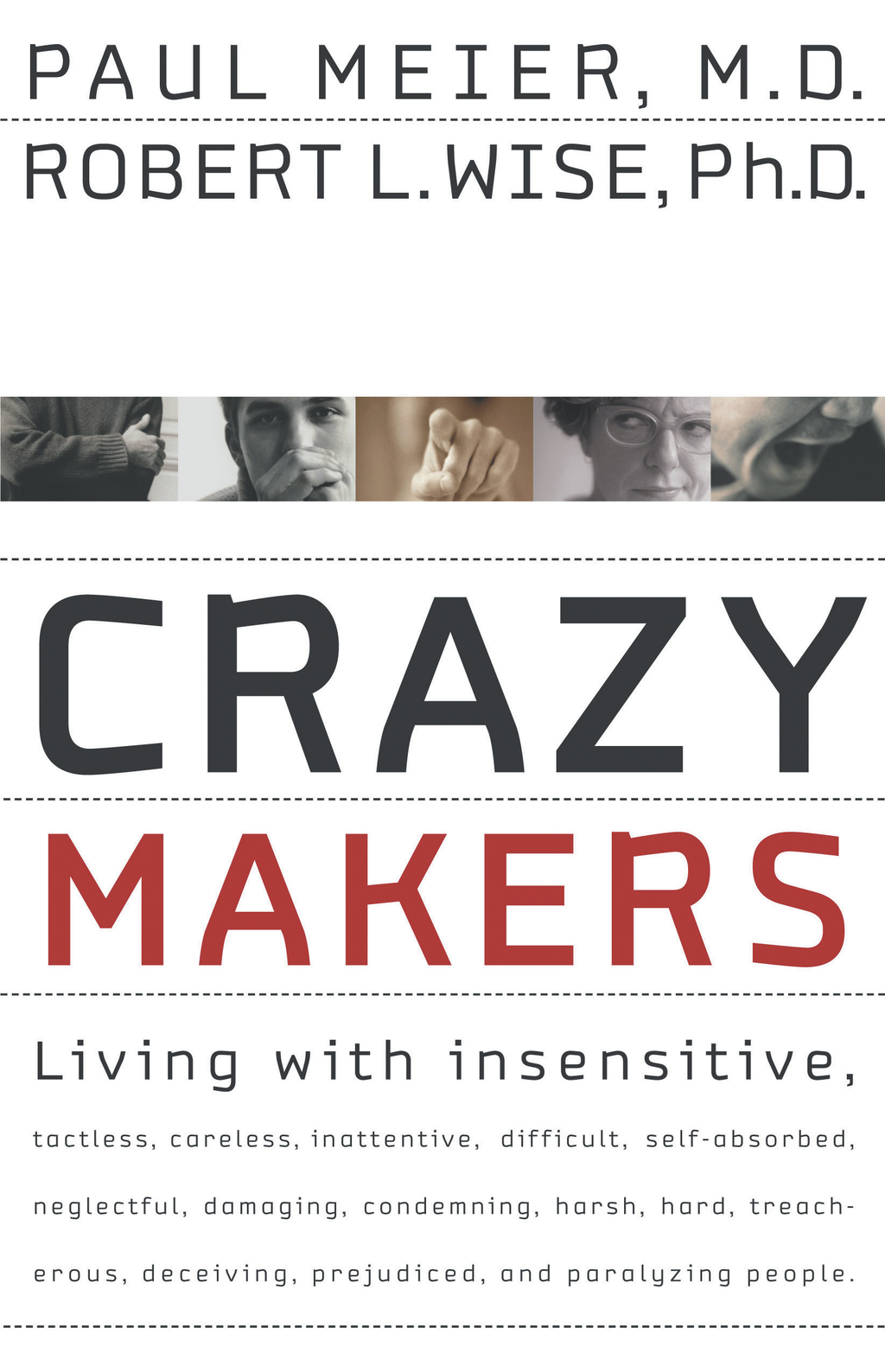 Crazymakers By: