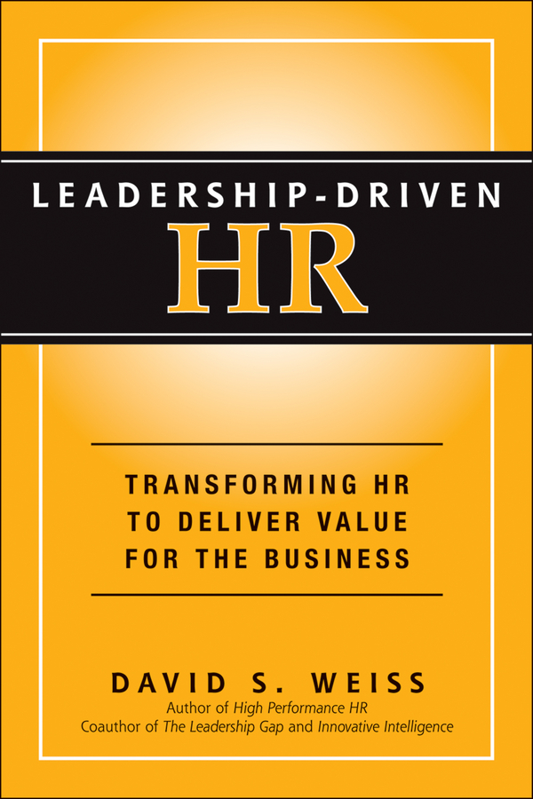 Leadership-Driven HR