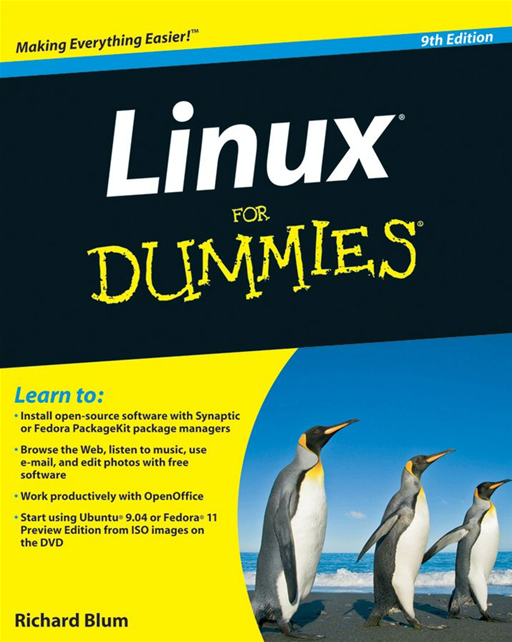 Linux For Dummies By: Richard Blum