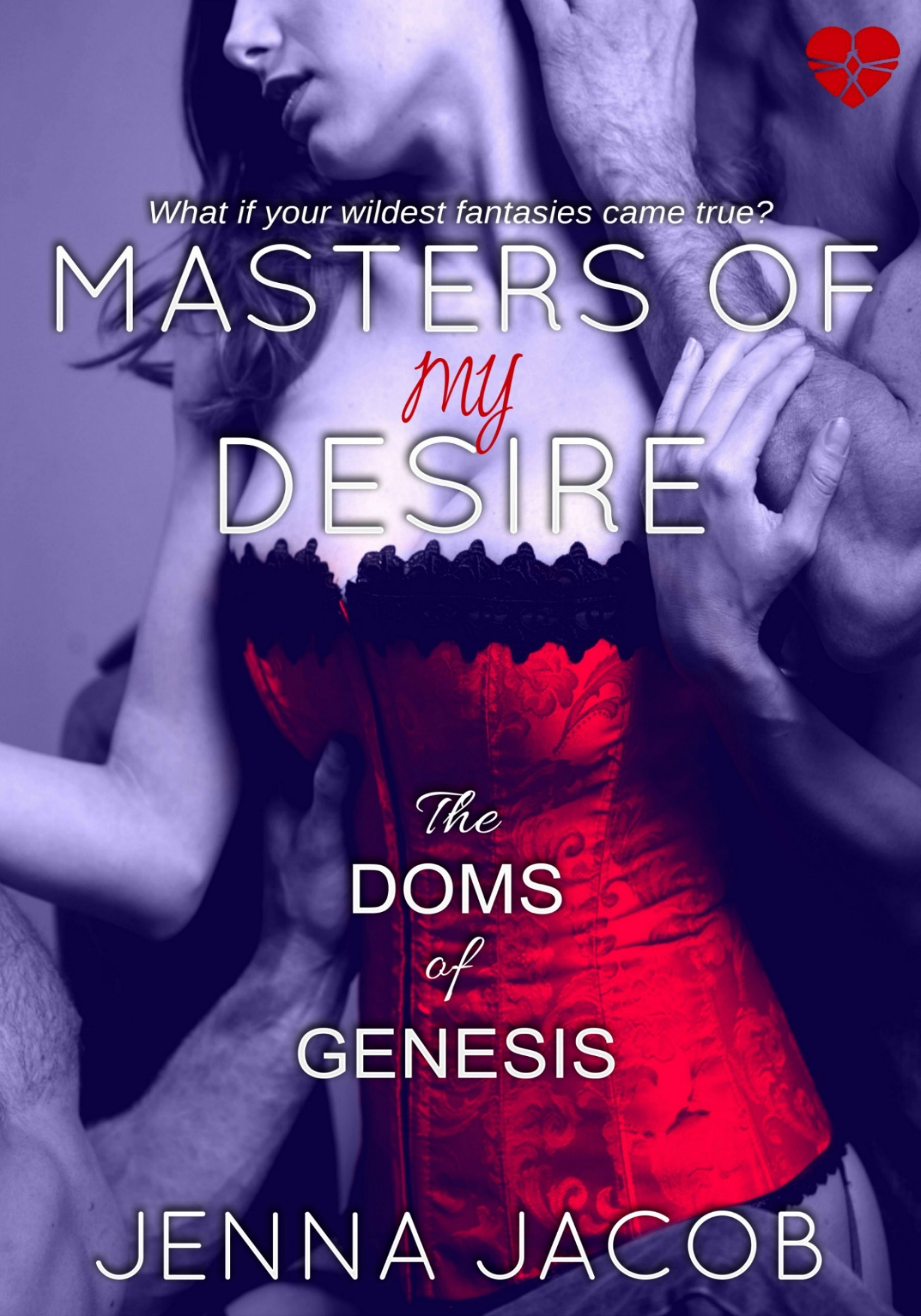 Master of My Desire (The Doms of Genesis, Book 2)