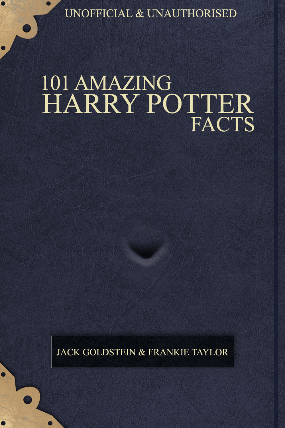 101 Amazing Harry Potter Facts By: Jack Goldstein