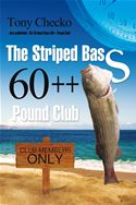 download The Striped Bass 60++ Pound Club book