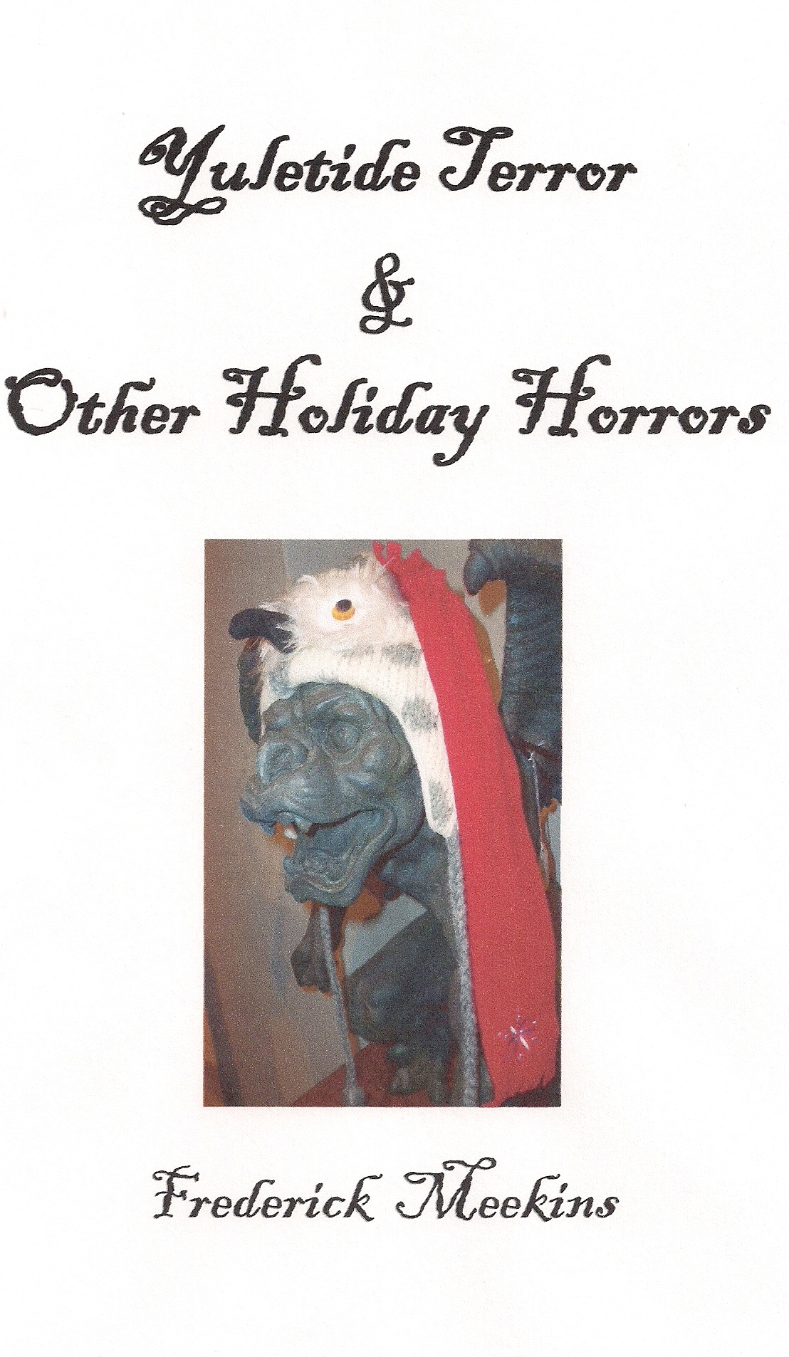 Yuletide Terror & Other Holiday Horors