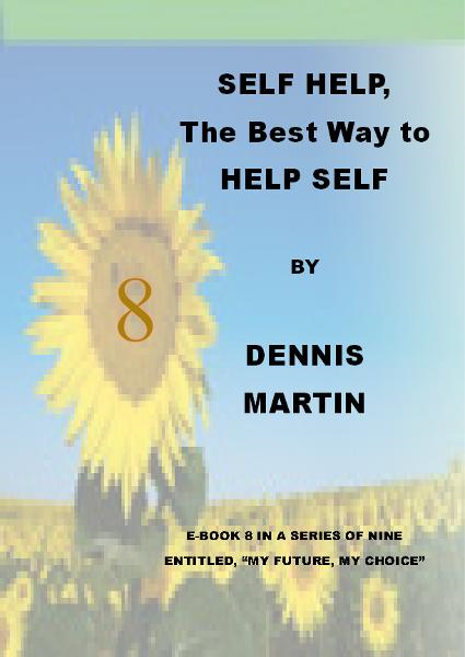 Self Help, the Best Way to Help Self