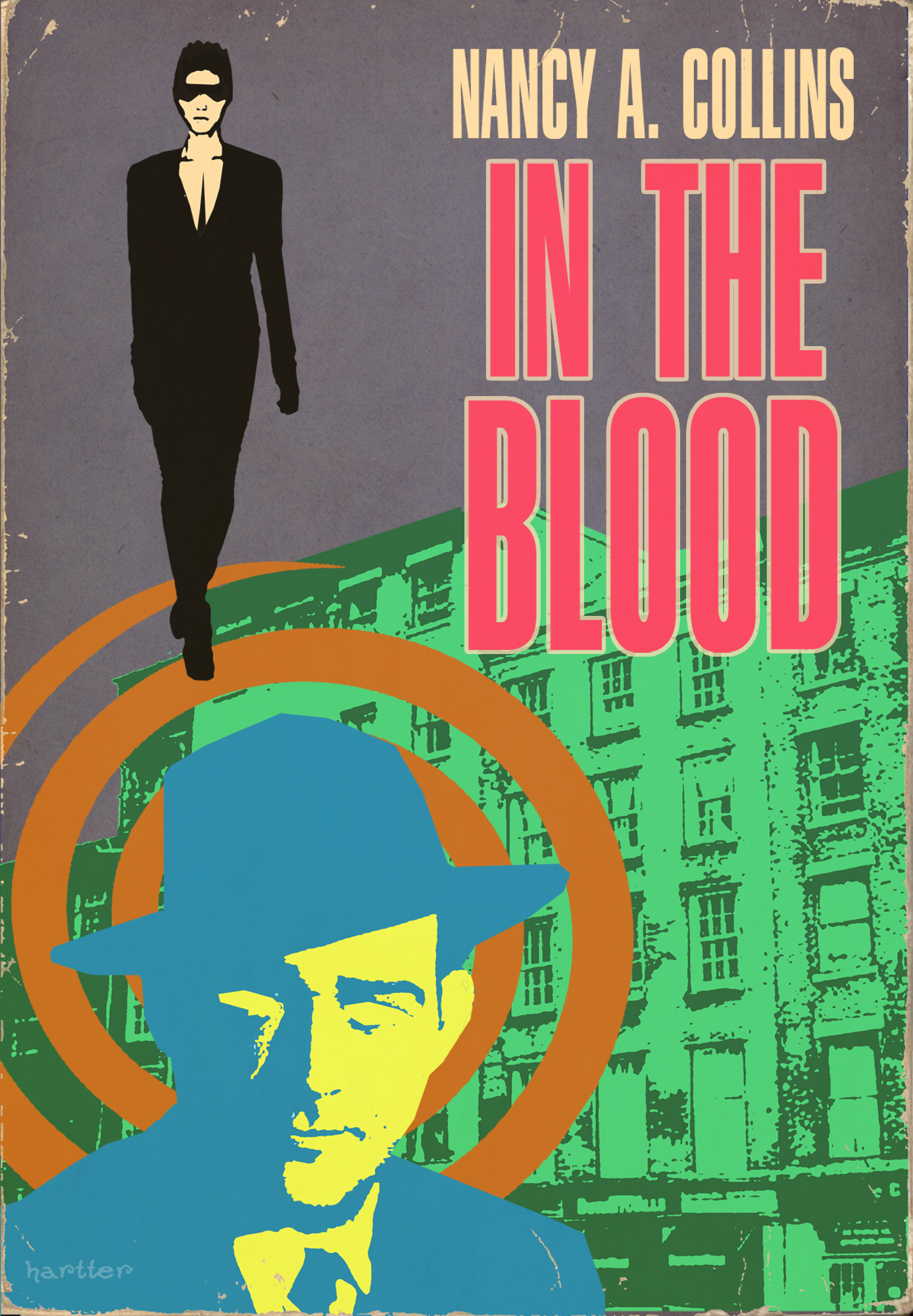 In The Blood By: Nancy A. Collins