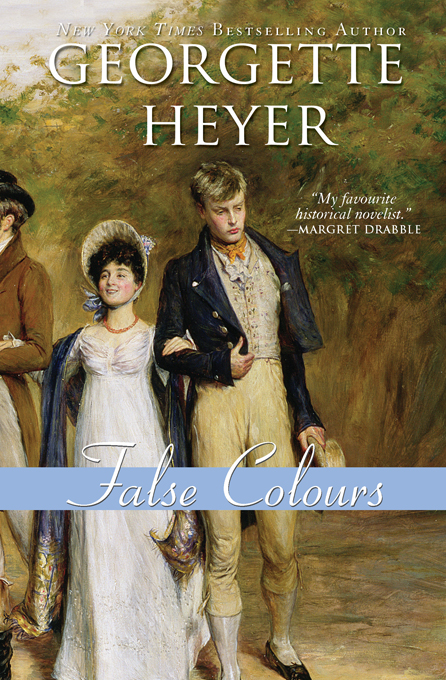 False Colours By: Georgette Heyer