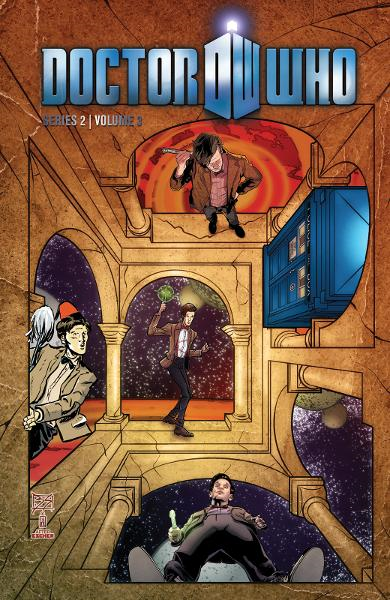 Doctor Who: Series Two - Vol. 3