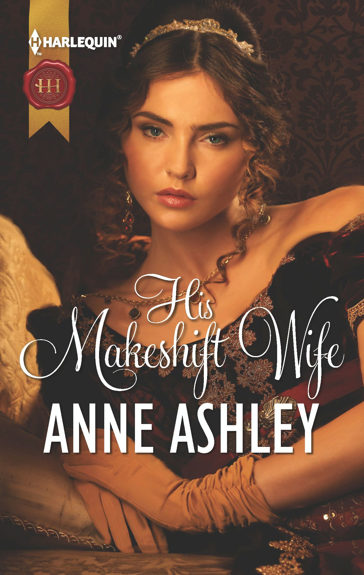 His Makeshift Wife By: Anne Ashley