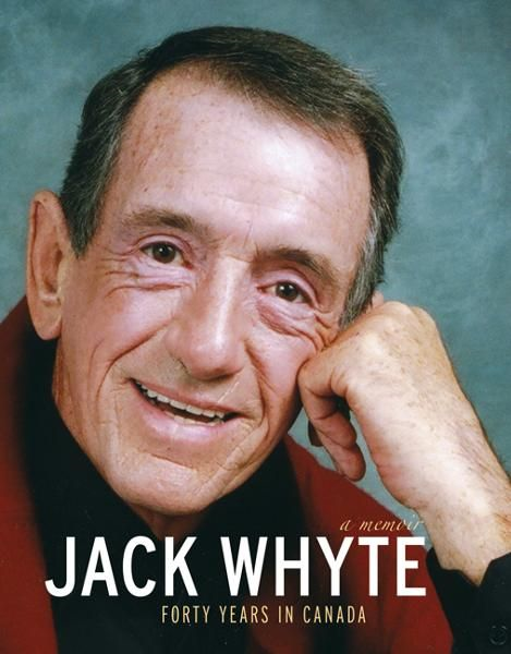Jack Whyte: Forty Years in Canada