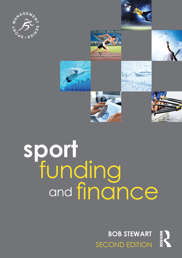 Sport Funding and Finance Second edition