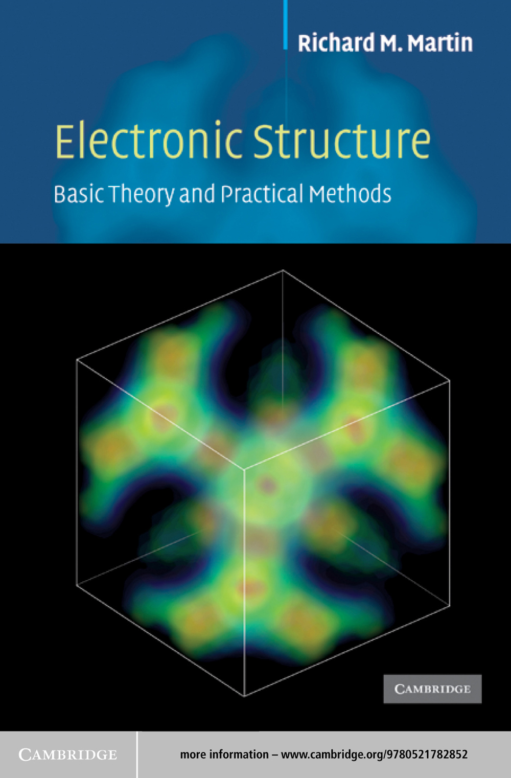 Electronic Structure Basic Theory and Practical Methods