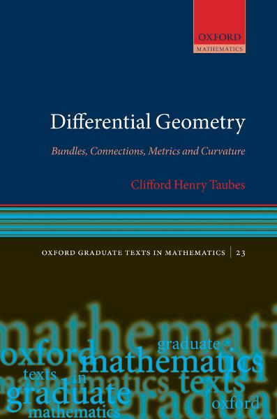 Differential Geometry: Bundles,  Connections,  Metrics and Curvature