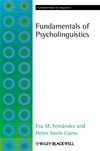 Fundamentals Of Psycholinguistics:
