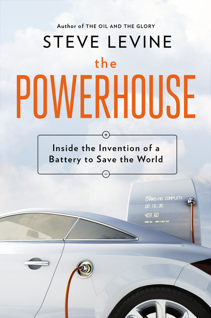 The Powerhouse Inside the Invention of a Battery to Save the World