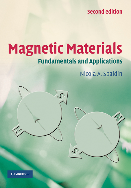 Magnetic Materials Fundamentals and Applications