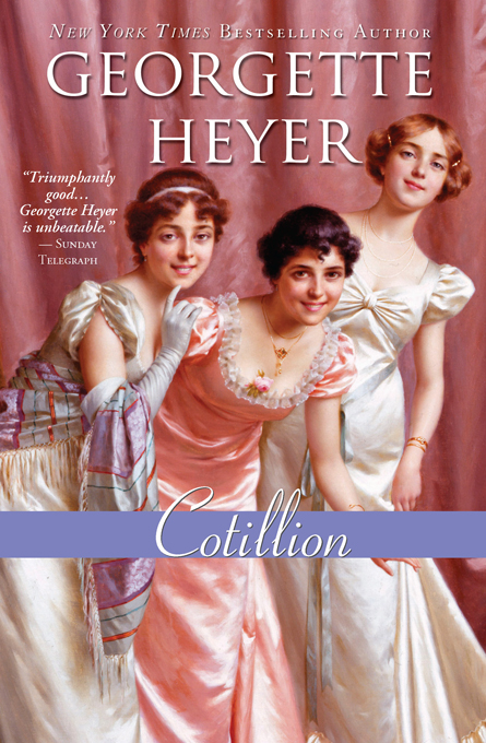 Cotillion By: Georgette Heyer