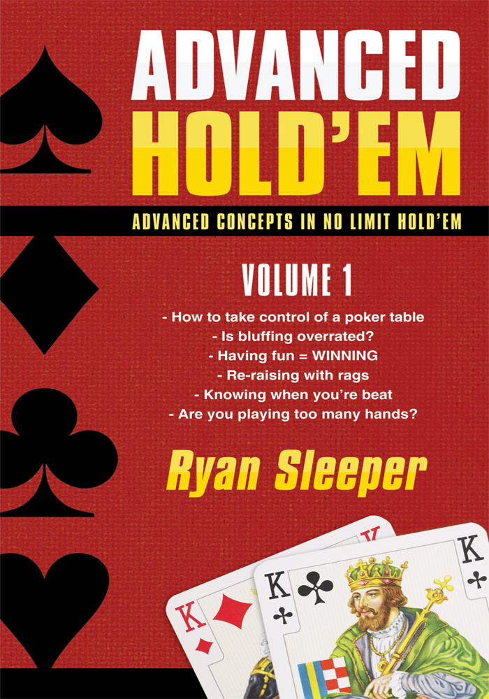 Advanced Hold'em Volume 1