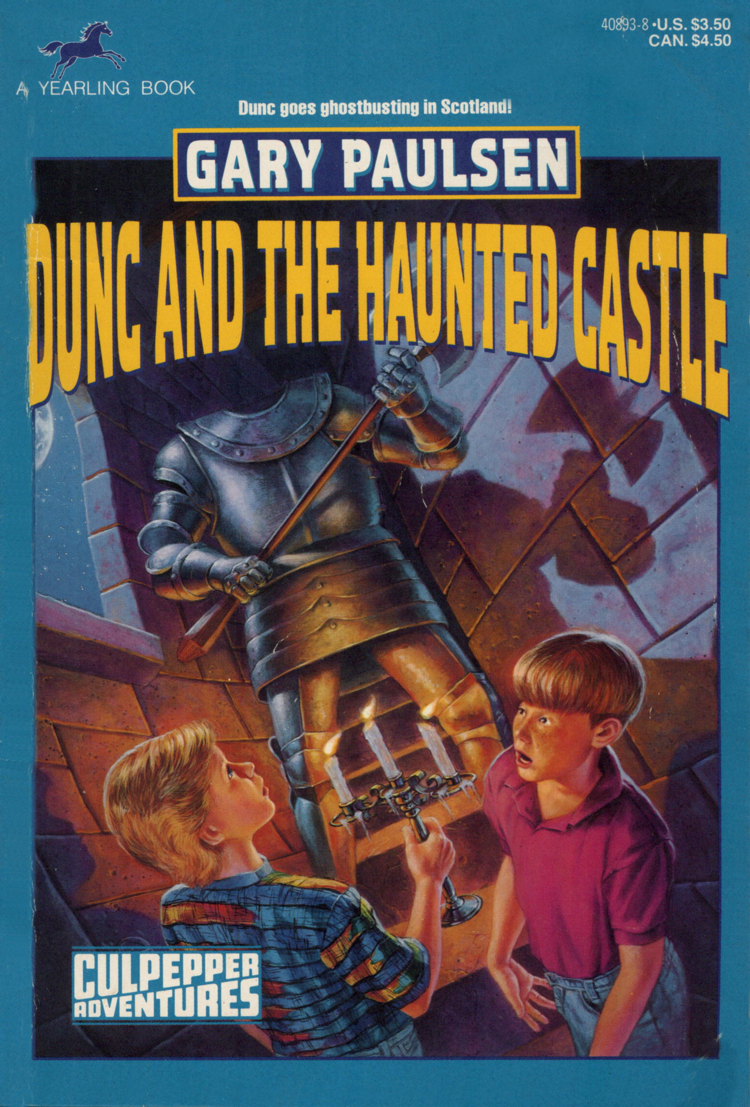 DUNC AND THE HAUNTED CASTLE