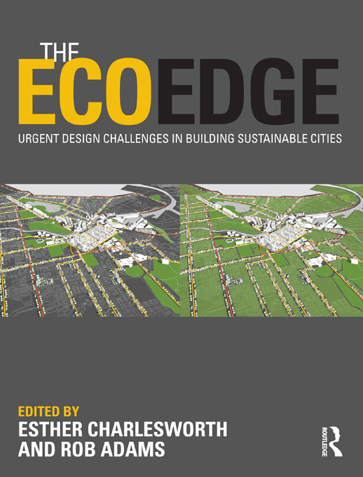 ECOEDGE CHARLESWORTH Urgent Design Challenges in Building Sustainable Cities