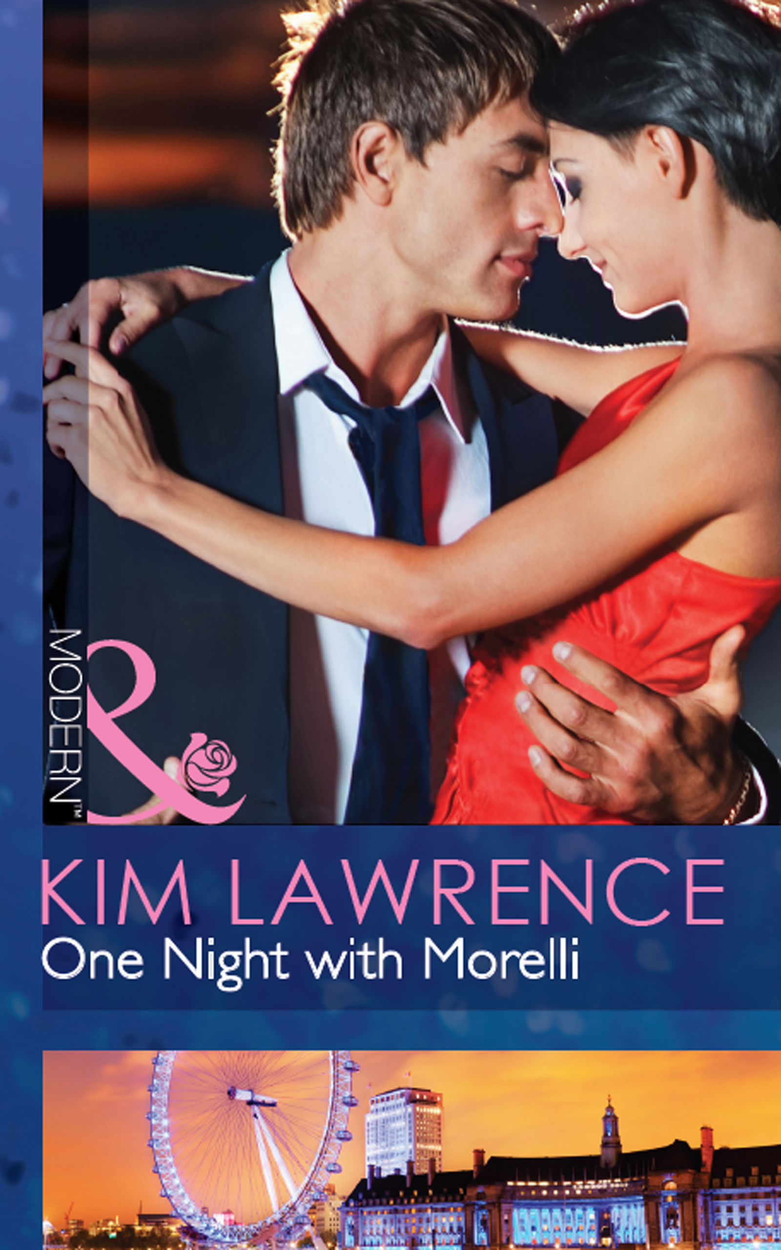 One Night with Morelli (Mills & Boon Modern)