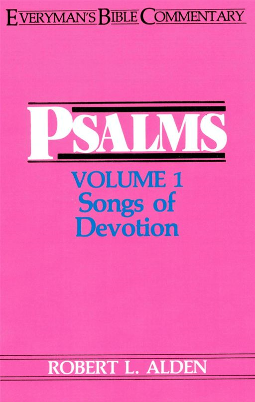 Psalms Volume 1- Everyman's Bible Commentary