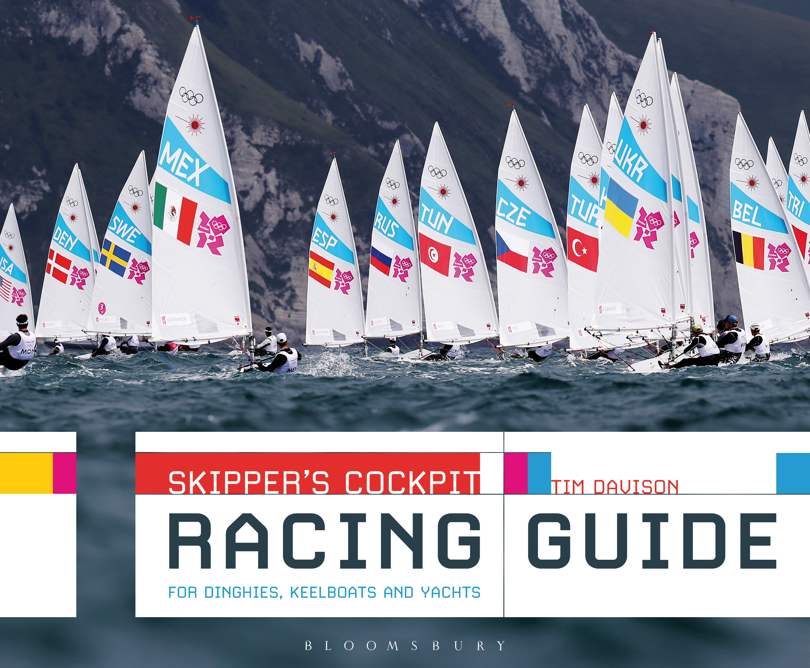Skipper's Cockpit Racing Guide For dinghies,  keelboats and yachts