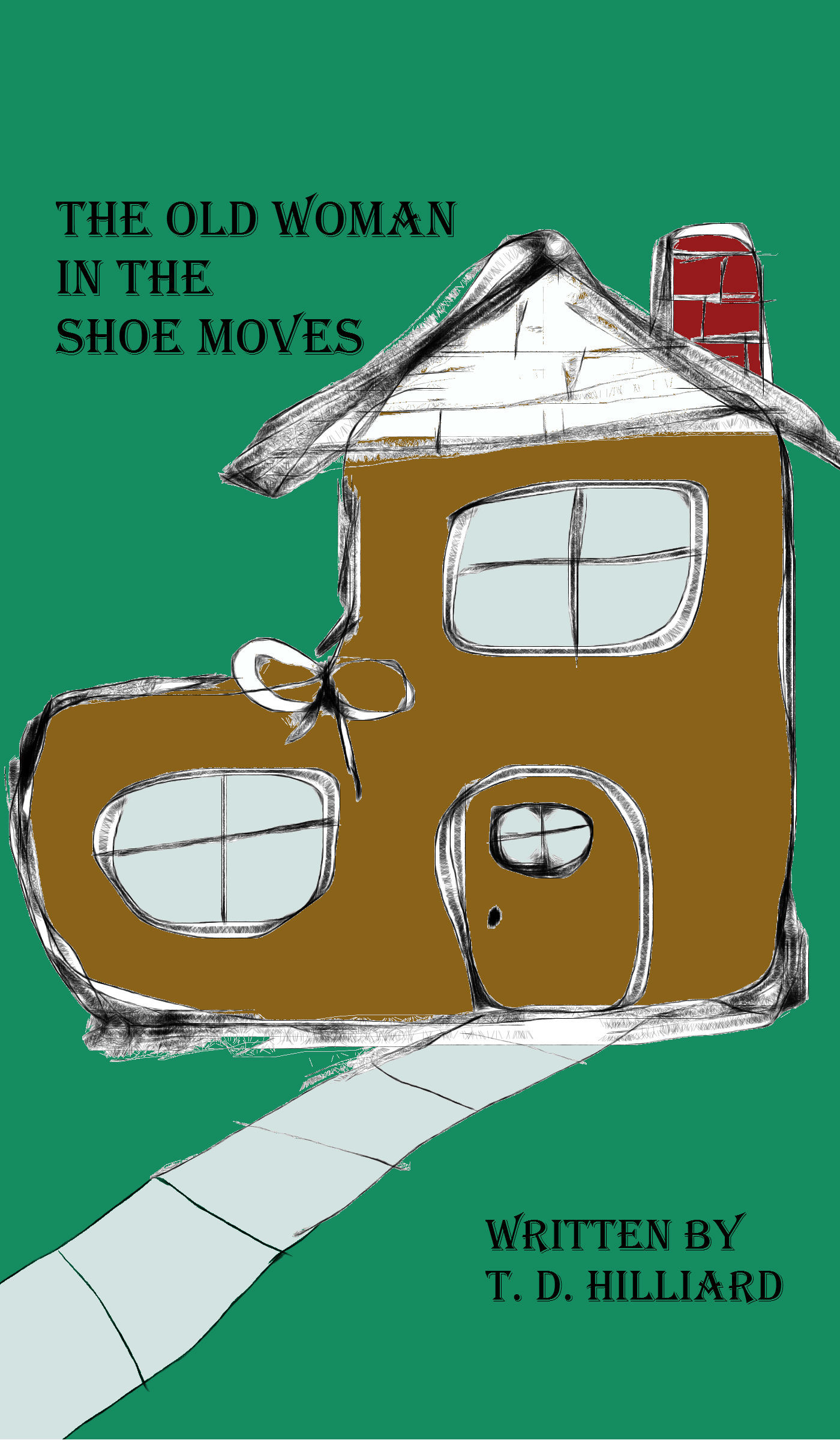 The Old Woman in the Shoe Moves, Storybook One