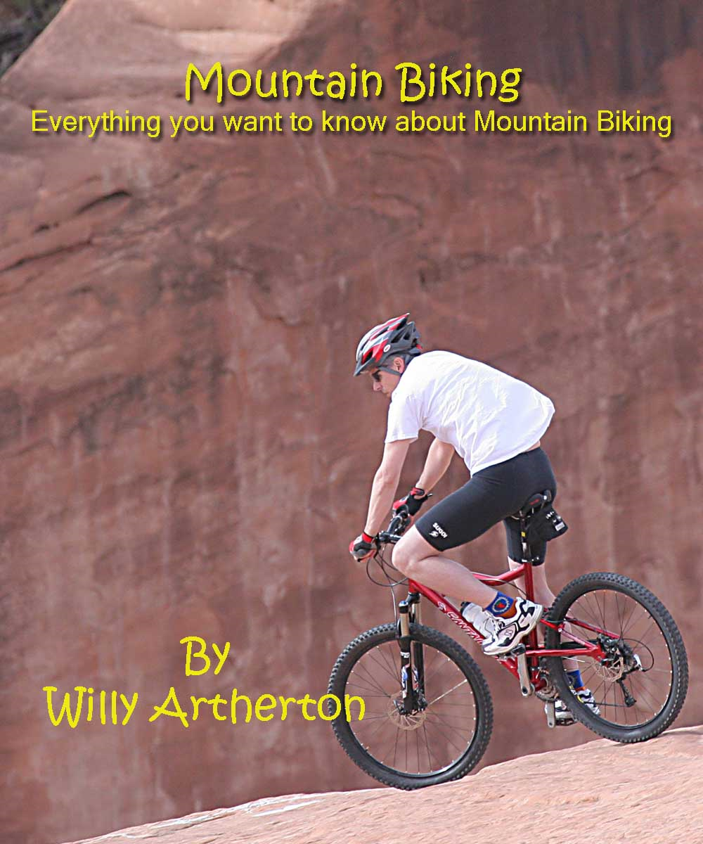 Mountain Biking : Everything You Want to Know About Mountain Biking