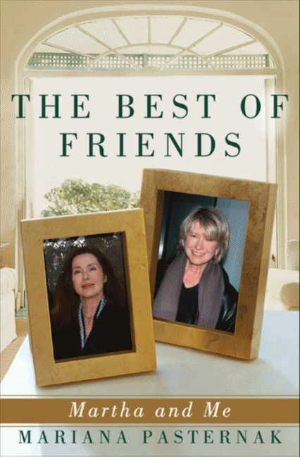 The Best of Friends By: Mariana Pasternak